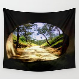 Cheviot Tunnel Wall Tapestry