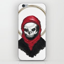 Oh Death iPhone Skin