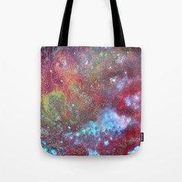 Galaxy xe Tote Bag