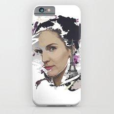 Woman in Paris Slim Case iPhone 6s