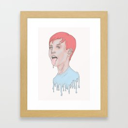 Humanitarian Issues #2 Framed Art Print