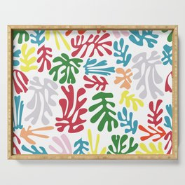 Matisse Pattern 004 Serving Tray