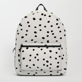 Vintage Dots Backpack