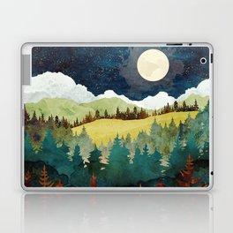 Autumn Moon Laptop & iPad Skin