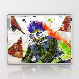 Pizza is Cool Laptop & iPad Skin