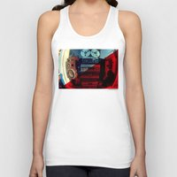 sound Tank Tops featuring Sound by sysneye