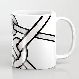 knots tied Coffee Mug