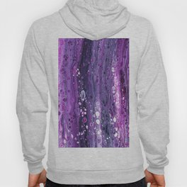 Under The Purple Sea Hoody