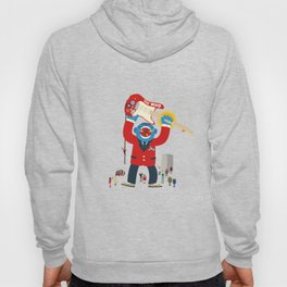 The Who Monster Hoody
