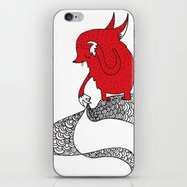 Flying Fox iPhone Skin