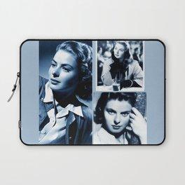 Ingrid - Ladies and Gentlemen, Ingrid Bergman Laptop Sleeve