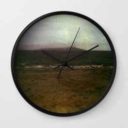 seismic Wall Clock