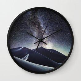 Stargazers II Wall Clock