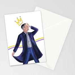 Prima donna Greg Stationery Cards