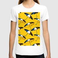 umbrella T-shirts featuring Umbrella  by Saundra Myles