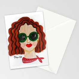 High End Girl Stationery Cards