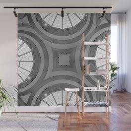 New York Guggenheim Wall Mural
