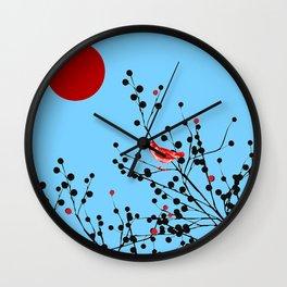 HappyBird Wall Clock