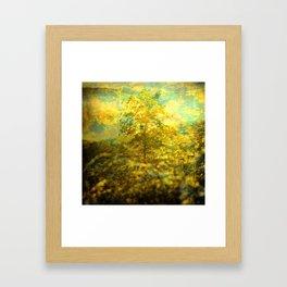 Julep Framed Art Print
