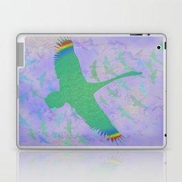 Feathered Dreams Laptop & iPad Skin