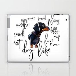 Dog Life Laptop & iPad Skin