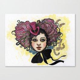 """BellaIII"" Canvas Print"