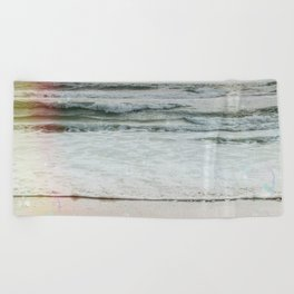 Beach Bubbles Beach Towel