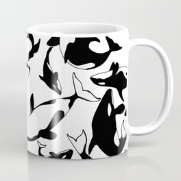 killer whales Coffee Mug