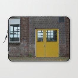 Yellow doors Laptop Sleeve