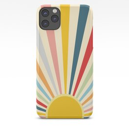 Sun Shines Inside you iPhone Case