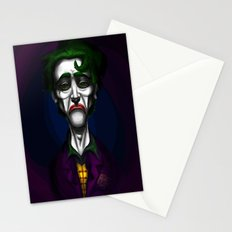 Sad Joker Stationery Cards
