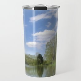 Impression Lake Travel Mug