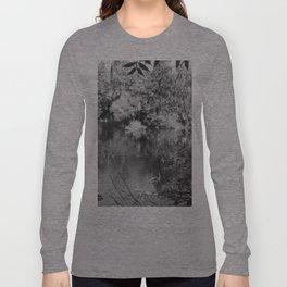 Pine Woods Of East Texas Exhibit Long Sleeve T-shirt