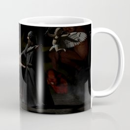 brujo y ninfa drogada Coffee Mug