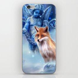 Spirit of the Fox iPhone Skin
