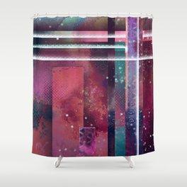 First Fridays Shower Curtain