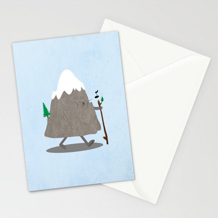 Lil' Hiker Stationery Cards