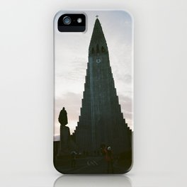 The Clock Tower iPhone Case