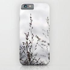 Grey Grasses iPhone 6s Slim Case