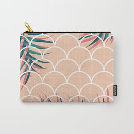 Tropical Window #society6 #decor #buyart Carry-All Pouch