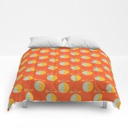 Fruit: Cantaloupe Comforters