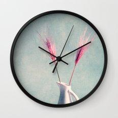 blé Wall Clock