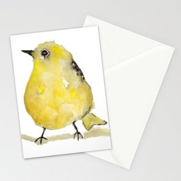 Little Yellow Bird Stationery Cards
