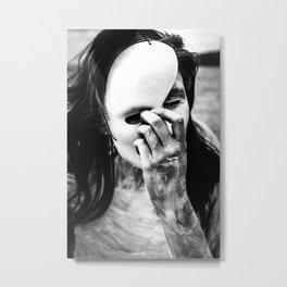 Remove Metal Print