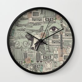 Dolly et al Wall Clock