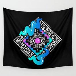 Color Revolt Wall Tapestry