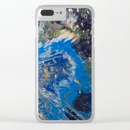 Under Ice Clear iPhone Case