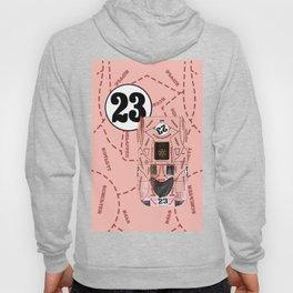 917 Pink Pig Hoody
