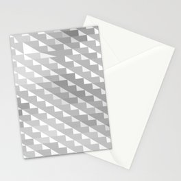 Perfect GeoTriangles by Lesie Harlw Stationery Cards