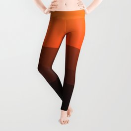 Fish River Canyon Sunset Leggings